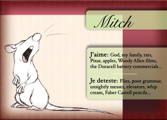 Mitch-el's Profile Picture