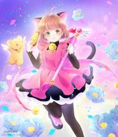Cardcaptor Sakura by Snonfield