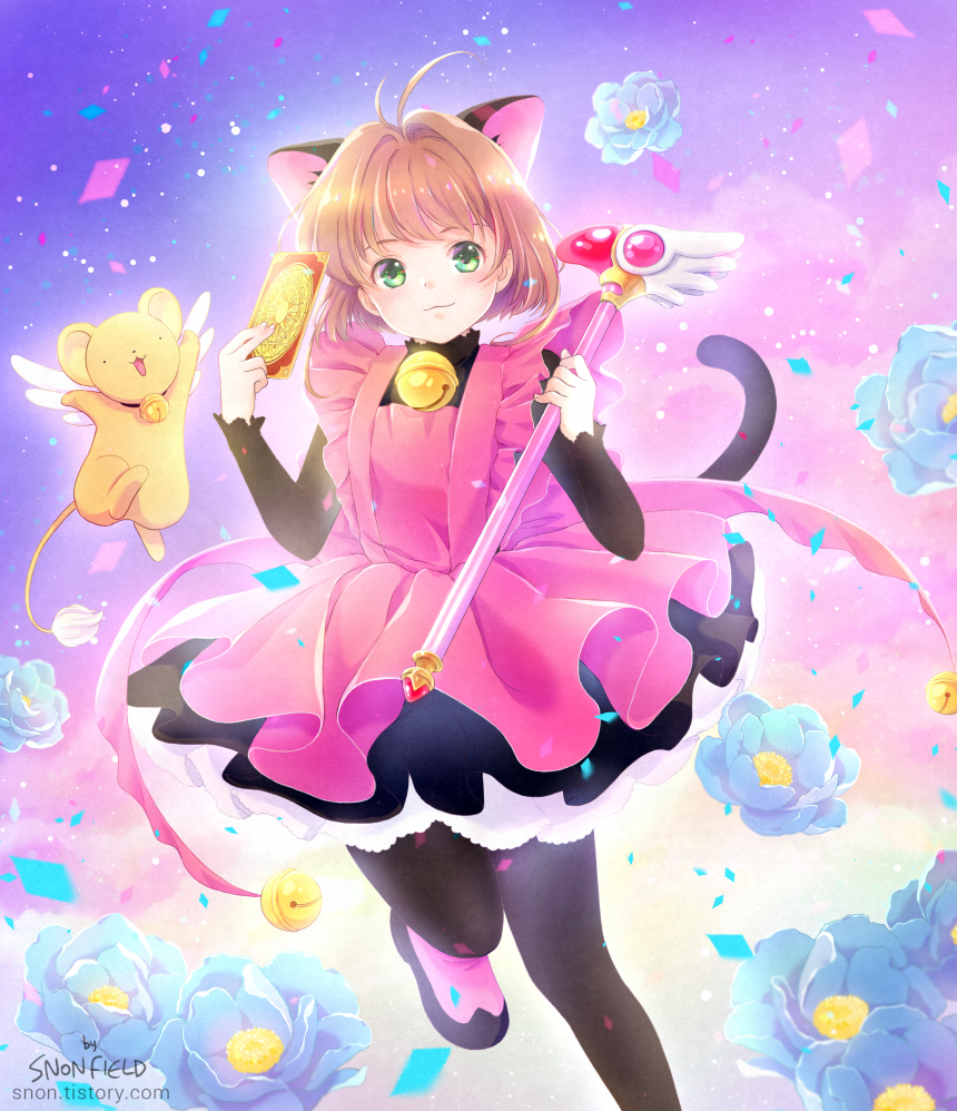 cardcaptor sakura by snonfield on deviantart