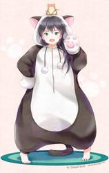 Hibiki -Cat Costume