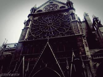 Notre Dame by usubeniiro