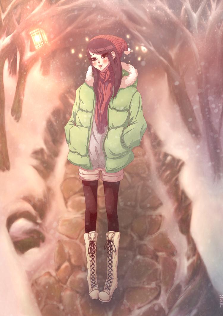 warm winter by kurimbbang