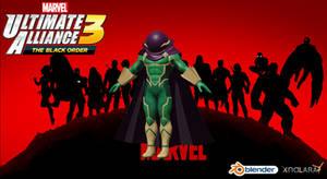 Marvel Ultimate Alliance 3 - Mysterio