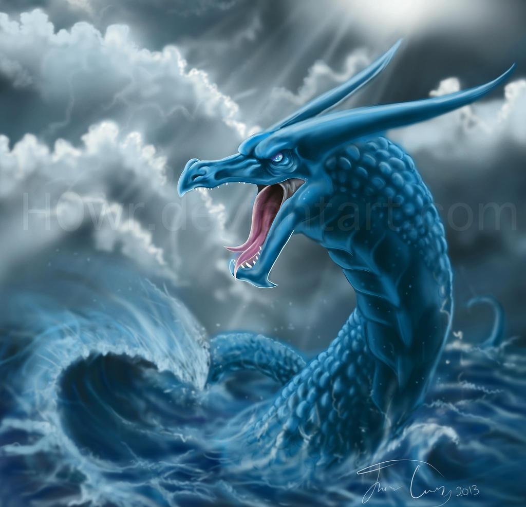 Sea Rage By H0wr On DeviantArt