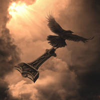 As long as the raven flies by Raven-Tales