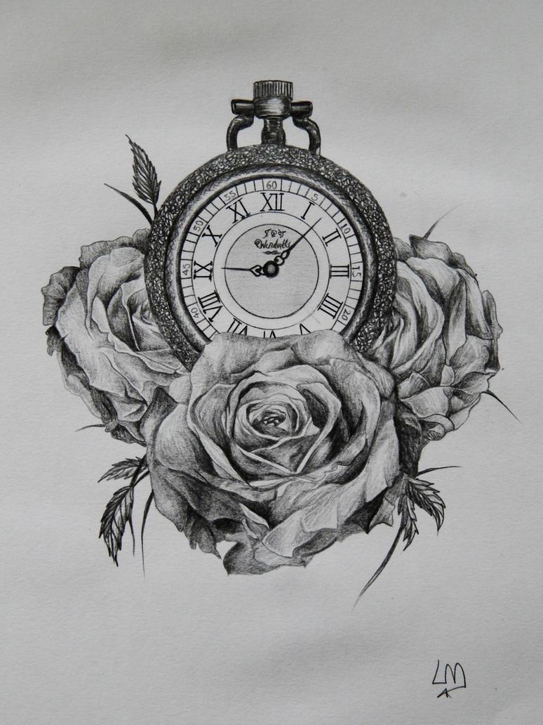 pocket watch tattoo design sketch by laurenmarwood on deviantart. Black Bedroom Furniture Sets. Home Design Ideas
