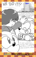 .:SonicConsoleWars:. Pg. 1 by SEGAMew