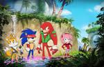 .: Sonic Boom :. Sawnik Boom