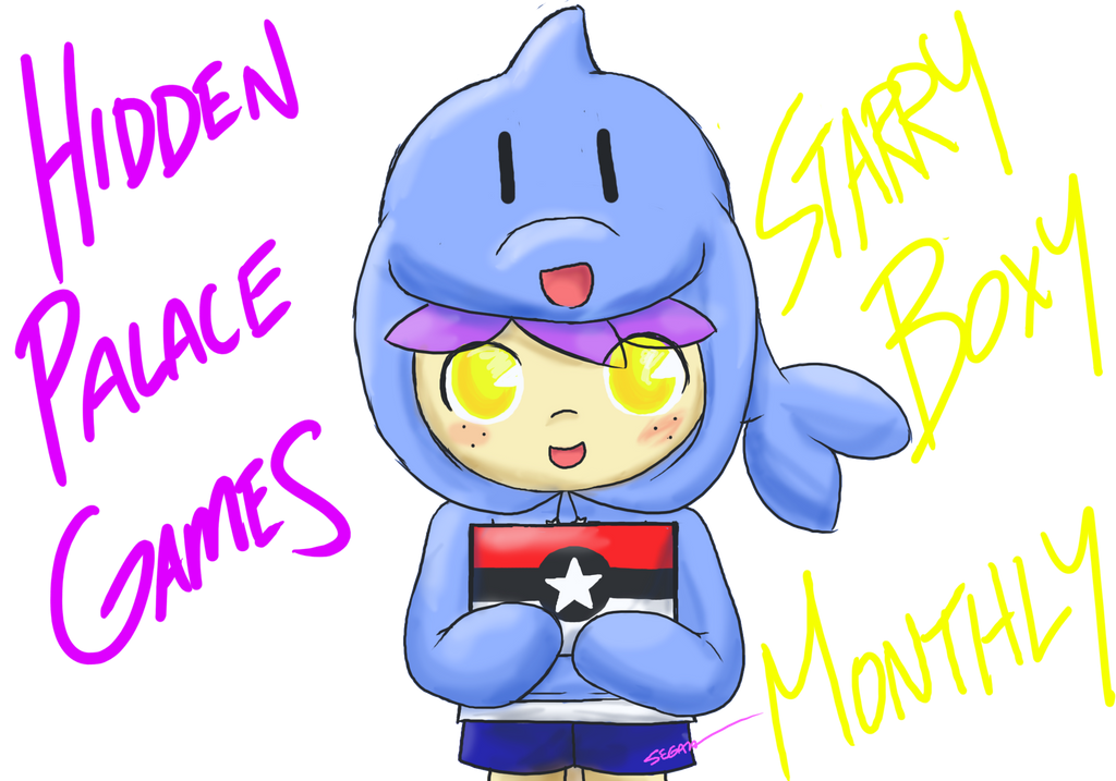 Hidden Palace Games - Starry Boxy Monthly