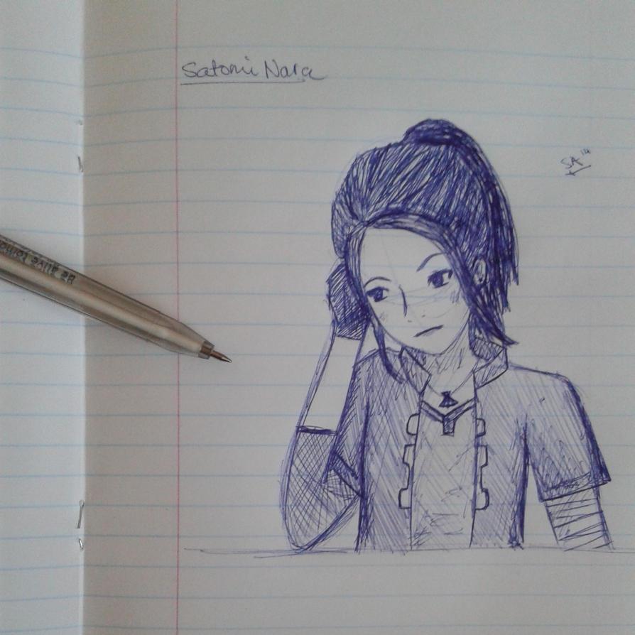Satomi Nara by SAMtheAvenger
