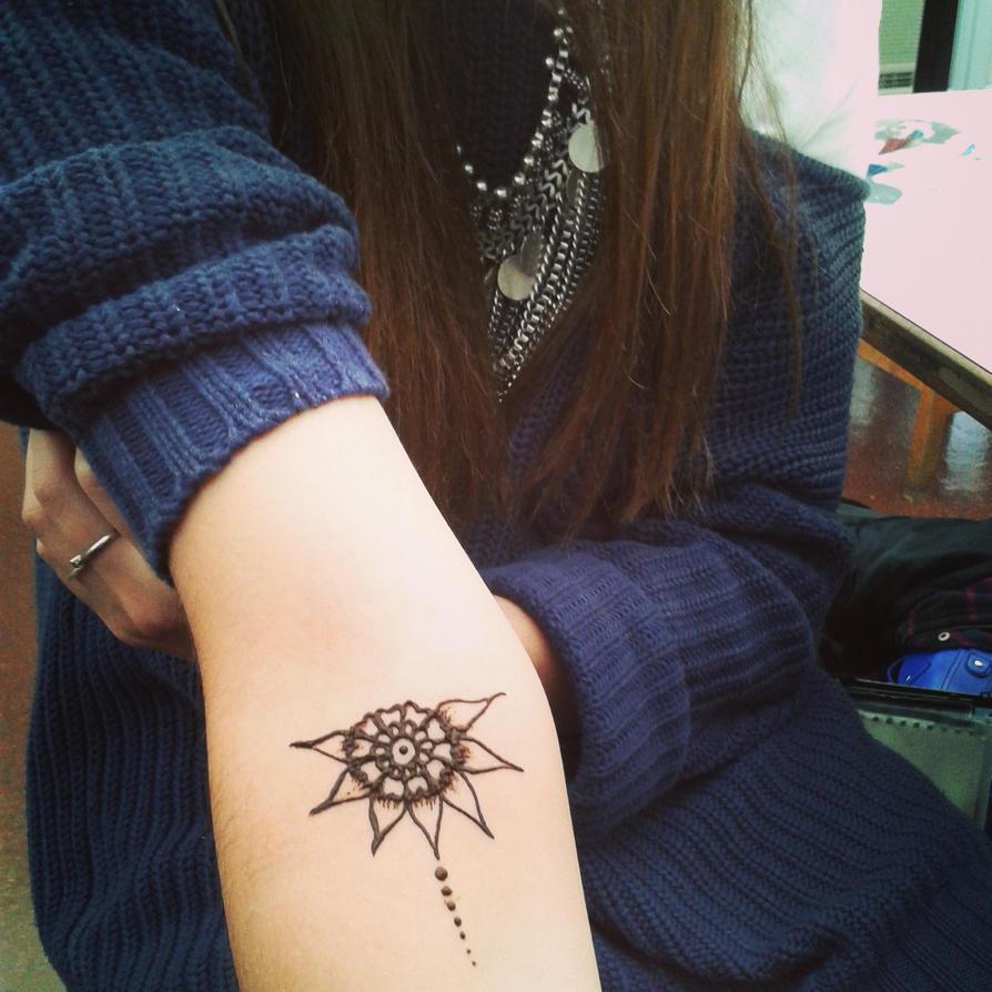 Henna tatto by SAMtheAvenger