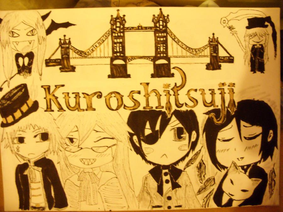Kuroshitsuji by Yamanai-Rei-Hino