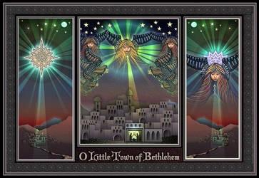 BETLEHEM TRIPTYCH by meic2
