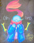 Chalked Up With Feelings