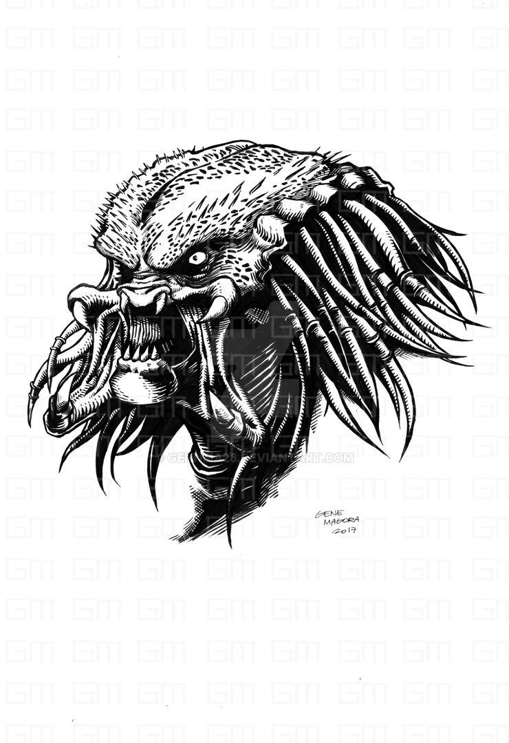 002 Predator by gennma26