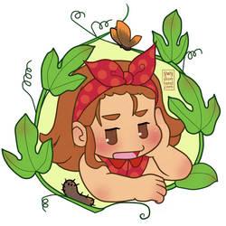 New avatar PINGO