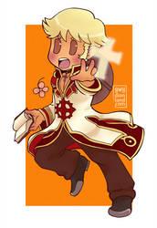 Ragnarok High Priest PINGO
