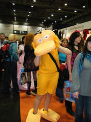 Psyduck Cosplay