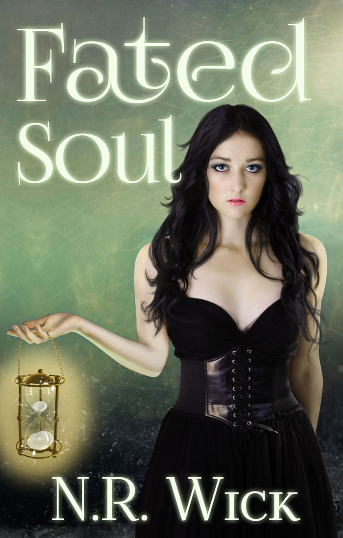 Fated Soul Book Cover by NRWick