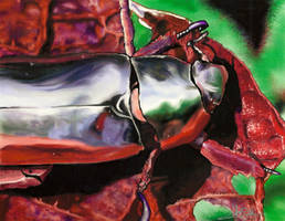 Chrome Beetle by The-Logos