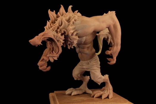 Ezop the Werewolf 1
