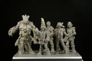 Zombicide Invaders Orphans