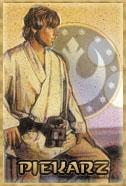 Luke Skywalker by pppiekarz