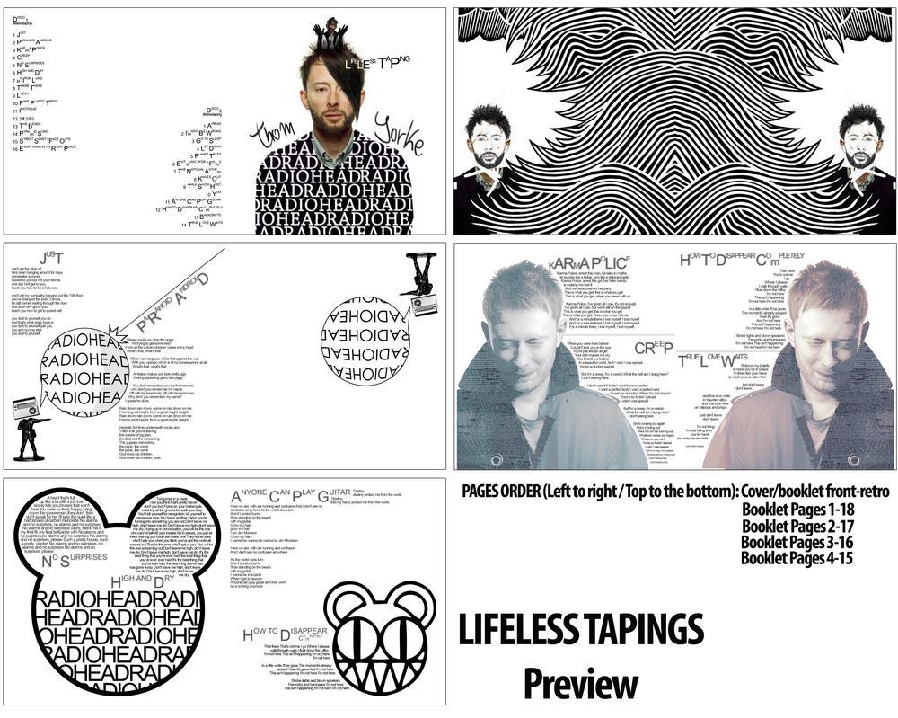 radiohead wallpaper 4k