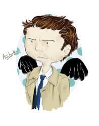 Angel by LobaLemu