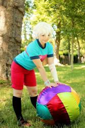 Rainbow Colors - Karneval by LobaLemu