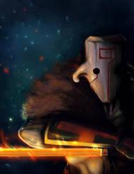 Battle Fury meet Blade Fury by BanksHimself