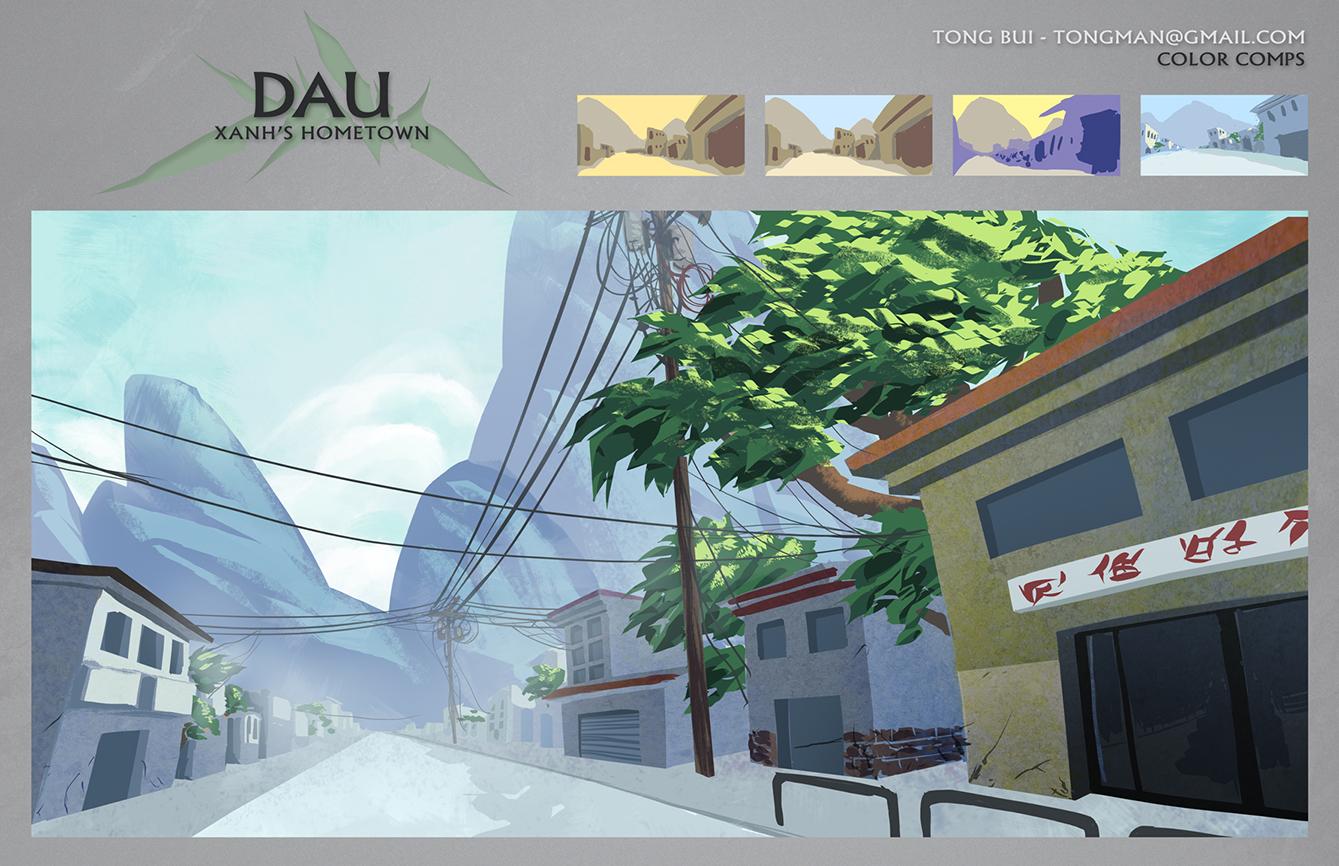 Dau by Tongman