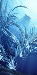 Aqua Maelstrom by Tongman