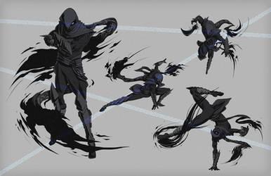 Kage Kiyoshi aka Shadow by Tongman