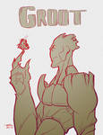 Groot Break Sketch