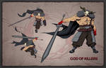 God of Killers by Tongman