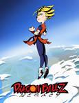 Dragon Ball Z Legacy by Tongman