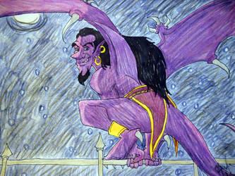 KingofGargoyles by TheLastUnicorn1985