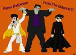 The Enforcers Halloween 2011