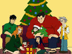 Christmas 2012 JCA : Hinata's First Christmas by TheLastUnicorn1985