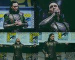 Wallpaper: Loki ComicCon 2013
