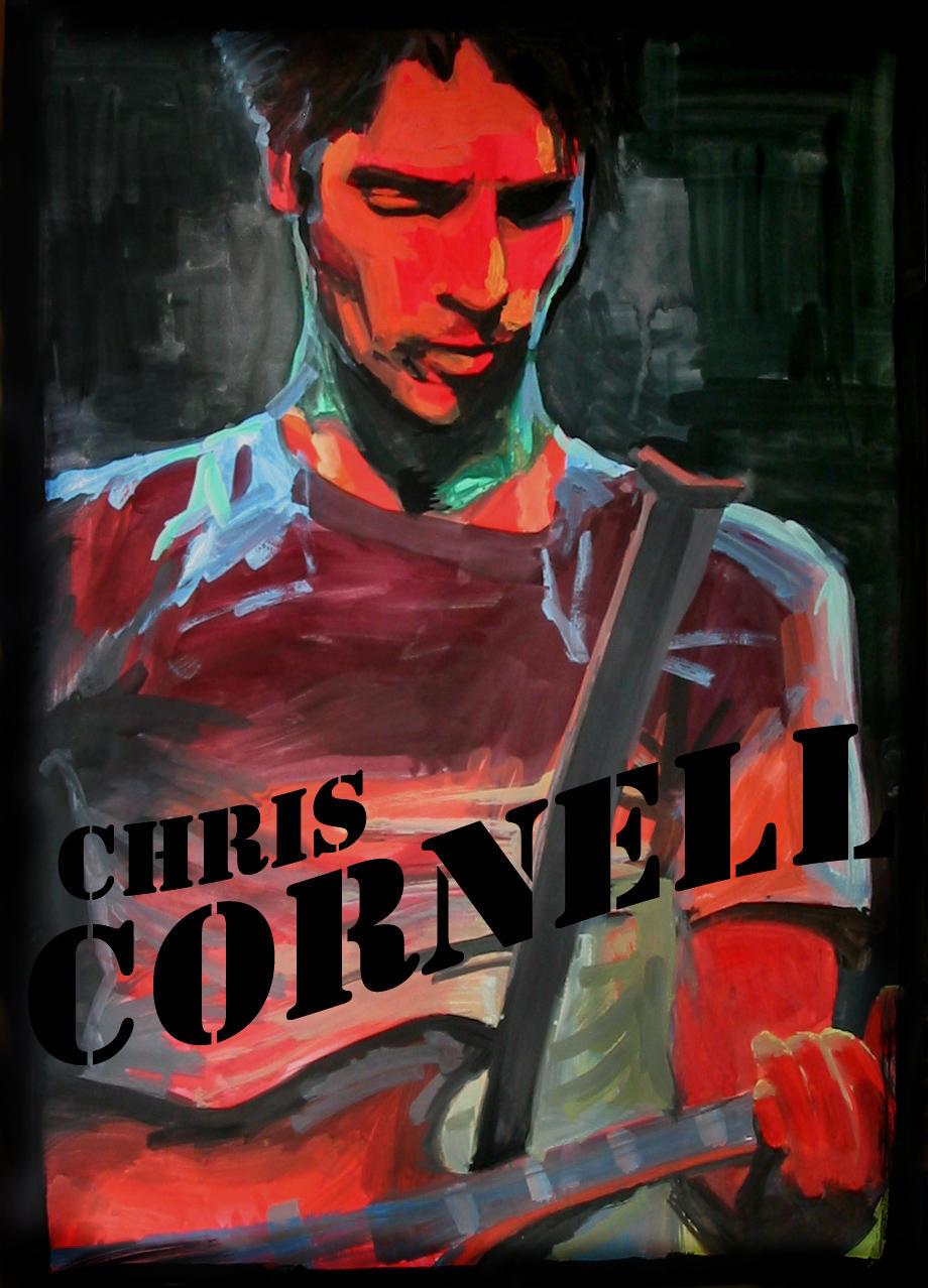 Chris Cornell by vegleny on DeviantArt