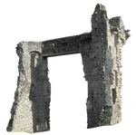 ruine in PNG