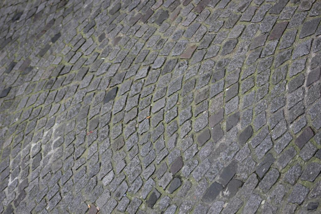 Paved street texture by Didier-Bernard
