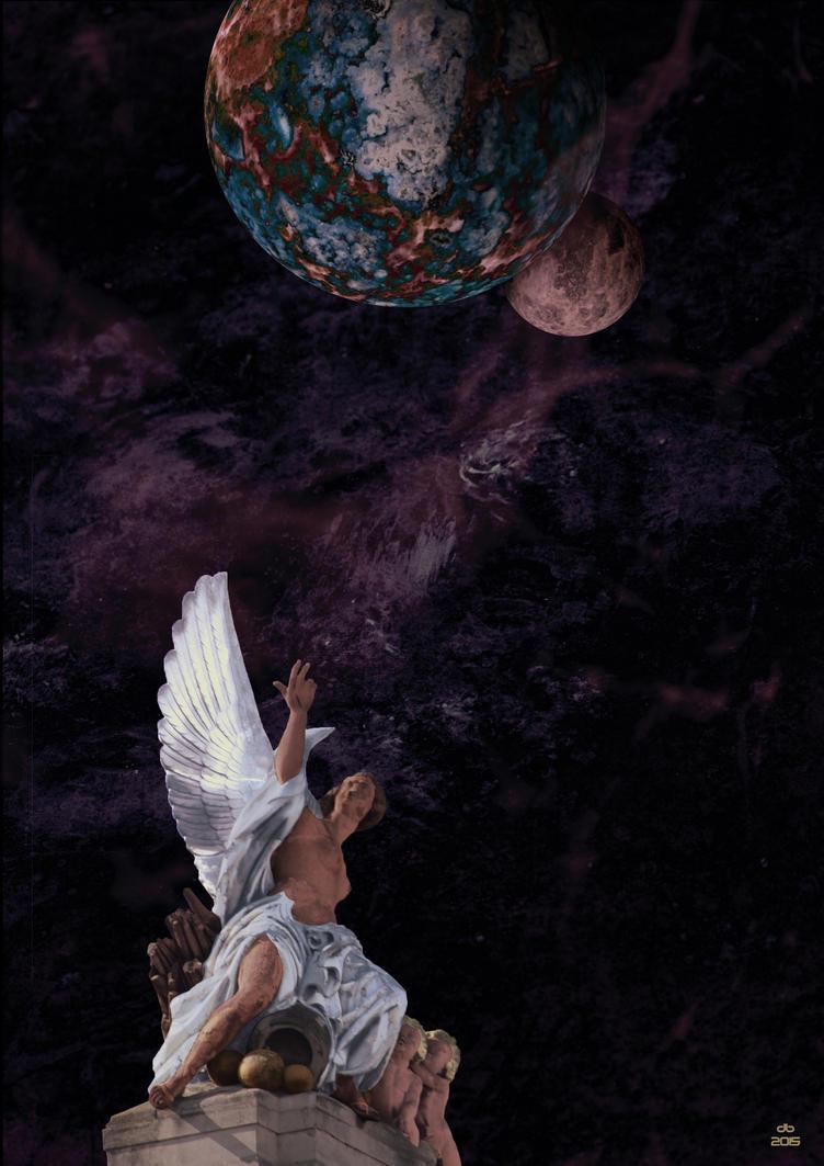 Ange celeste by Didier-Bernard