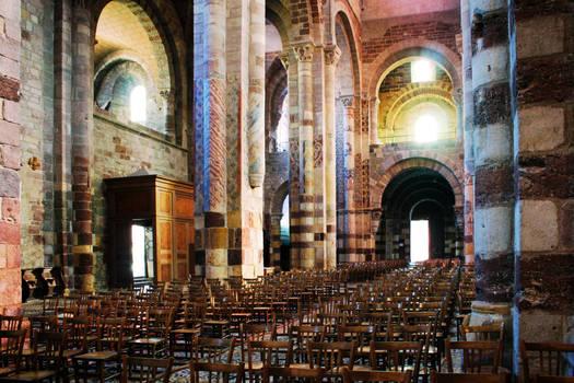 Eglise de Brioude
