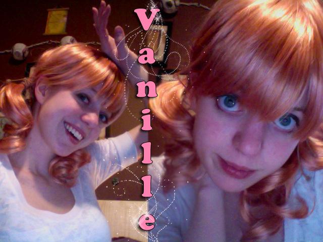 Vanille wig by UsagiHikaru