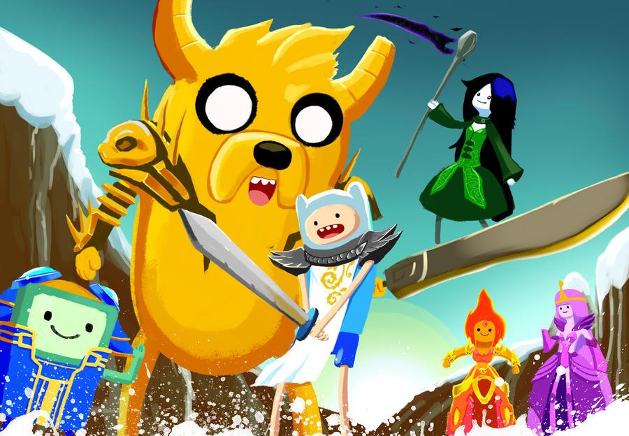 Adventure Wars 2 by JohanneLight