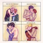 Kiss Meme: APH