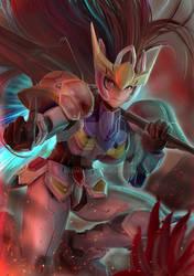 Gundam Girl Barbatos